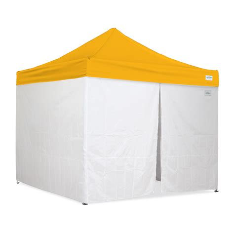 traveler 174 10x10 instant canopy kit with sidewalls
