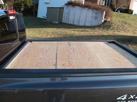 homemade truck bed diy tonneau cover trucks diy do it your self