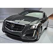 New Cadillac CTS Coupe Back In The Spotlight