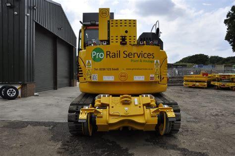 doosan dx pro rail services