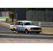 Volvo 240 Turbo  Chassis 240A 403 Driver Andrew