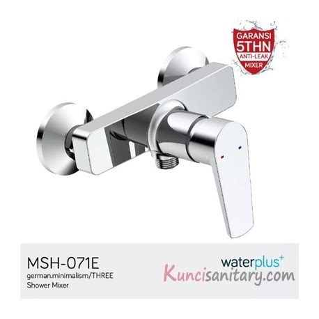 Kran Shower Elite waterplus shower mixer msh 071e