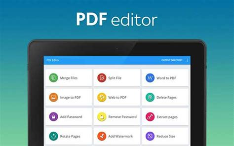 pdf editor android pdf converter pro pdf editor 3 8 apk for android