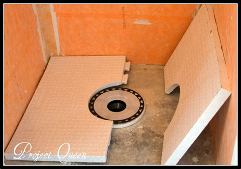 Kerdi Shower Pan Reviews by The Schluter Shower System