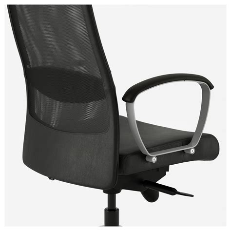 Markus Swivel Chair Glose Black Ikea Black Swivel Chair