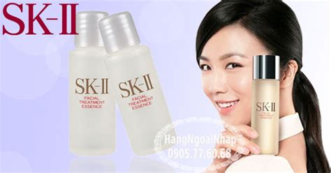 Sk Ii Treatment Essence 10ml n豌盻嫩 th蘯ァn th 225 nh sk ii treatment essence 10ml c盻ァa nh蘯ュt dhp