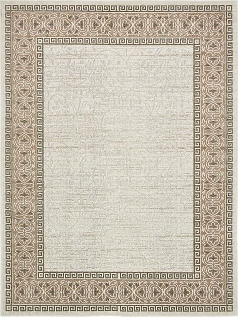 Cream 9 X 12 Transitional Indoor Outdoor Rug Area Rugs Indoor Outdoor Rugs Uk