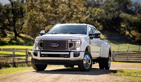 2019 Ford 7 3 Diesel by New 7 3l V8 Added To 2020 Ford F Series Duty Lineup