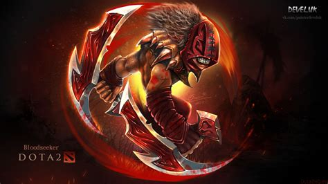 wallpaper dota 2 bloodseeker dota 2 bloodseeker dota 2 wallpapers