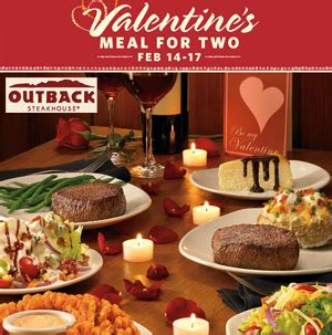 outback valentines special restaurant deals for the weekend beyond totallytarget