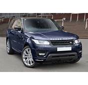Land Rover Range Sport 4x4s  Used For Sale