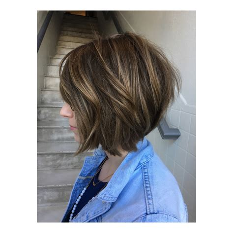 textured bob hairstyle photos hair texture bob textured bob undercut stacked