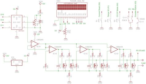 load resistor circuit design kerry d wong 187 archive 187 building a constant current constant power electronic load