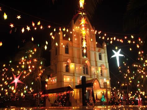 cities to visit in india for christmas celebration