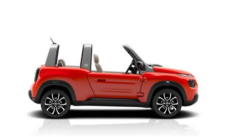 citroen electric citroen e mehari the electric beach buggy you can buy in