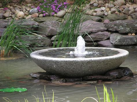 bowl water features google search water features