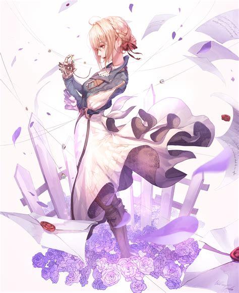 anime proxer januar header violet evergarden proxer me
