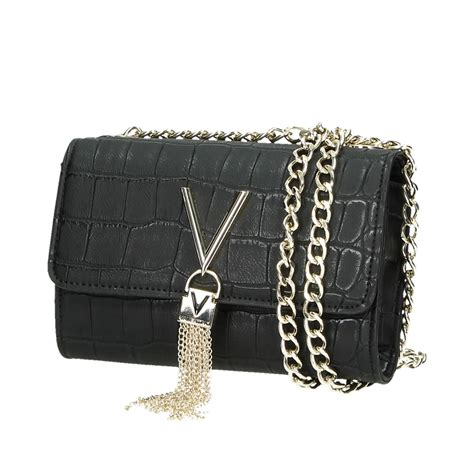 Valentino Tas valentino tassen schoudertassen zwart