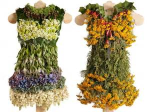 nicole dextras turns flowers foliage into compostable
