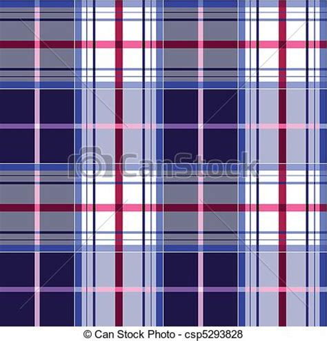 checked pattern en francais vector of checkered pattern blue and pink plaid fabric