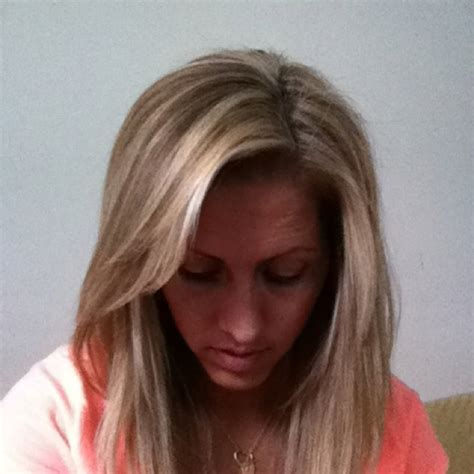 lightened front hair full blonde highlights on light brown to dark brown hair