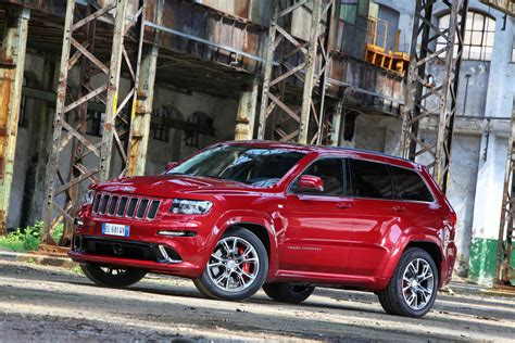 srt jeep 08 nuevo jeep grand srt