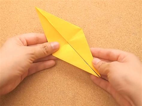 One Fold Origami - how to fold eternally opening origami 14 steps with