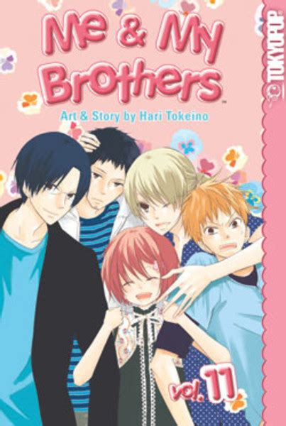 me and my brothers me and my brothers volume 11