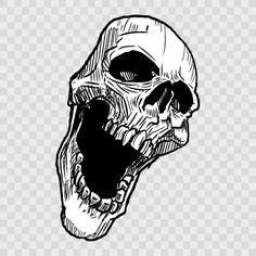 skulls stickers images skull sticker skull