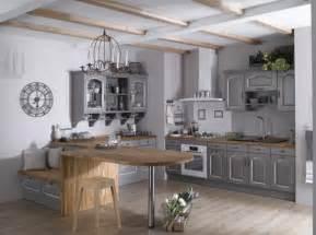 d 233 coration pour cuisine grise