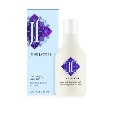 bathroom facials pore purifying facial bath june jacobs facial skincare by alana