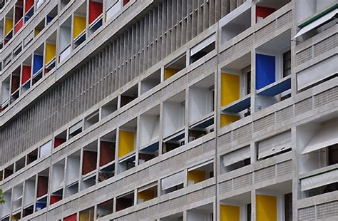 le appartment le corbusier apartment marseille france