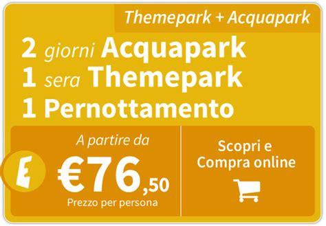 prezzo ingresso etnaland biglietto 2 parchi etnaland