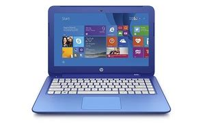 "hp stream 11.6"" laptop pcs with intel celeron processors"