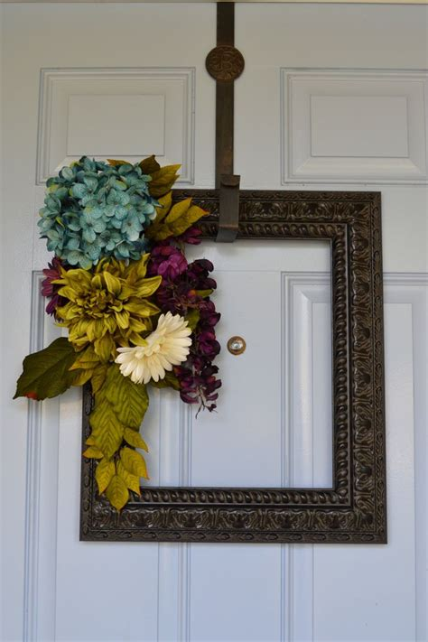 decorating ideas for wire wreaths frames 25 best ideas about frame wreath on picture frame wreath door monogram and picture