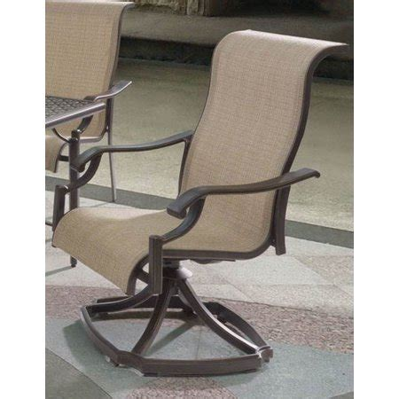 Arm Chair Rocker - single sling swivel rocker arm chair set of 2 walmart