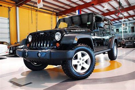 2009 jeep wrangler unlimited soft top sell used 09 jeep wrangler unlimited rubicon soft top 4x4