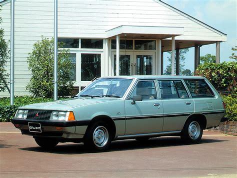 mitsubishi galant wagon mitsubishi galant station wagon 1980 1984 mitsubishi