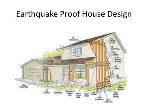 earthquake proof house design social mobilization a conceptual understanding imran ahmad sajid