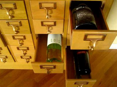 How To Build A Card Catalog Cabinet by Turn Vintage Library Card Catalogs Into Beautiful Storage
