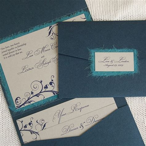 diy pocket wedding invitations diy pocket fold wedding invitation nyc barbados