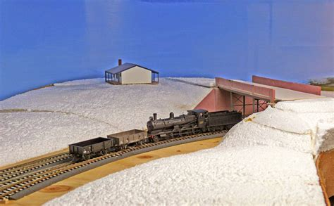 train layout ground cover how to painting rocks and make scenery foundation for