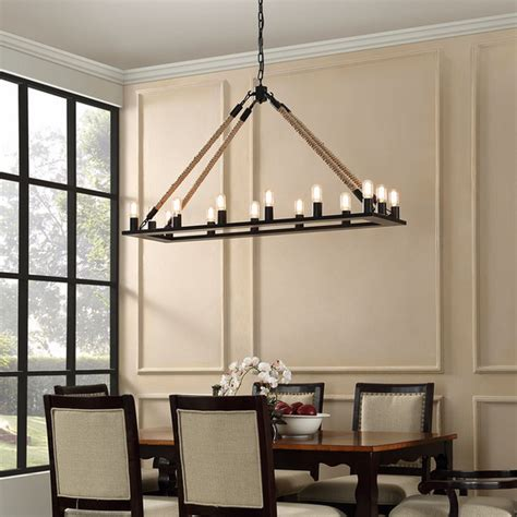 restoration hardware chandelier restoration hardware rope filament rectangular chandelier