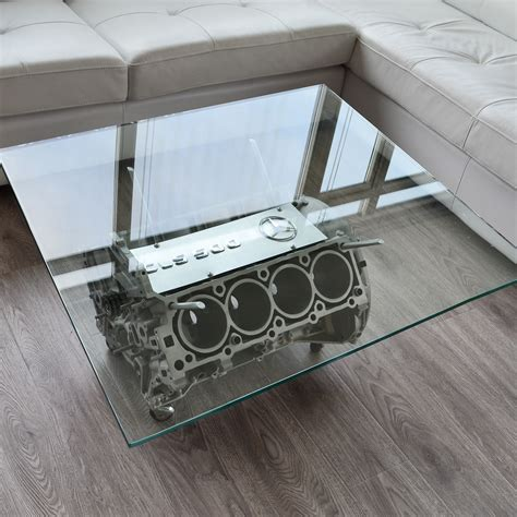 v8 mercedes cls 500 coffee table rl craft touch of modern