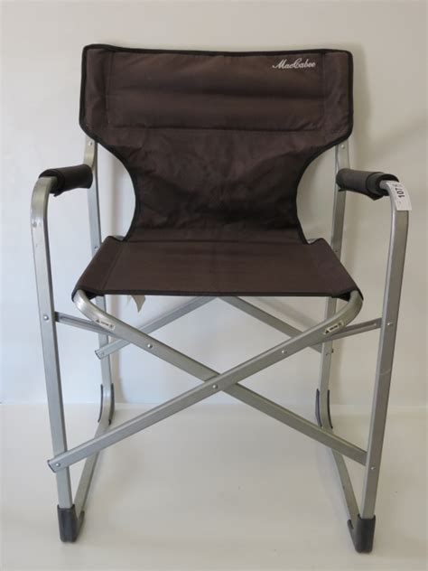 Maccabee Chair by Maccabee Folding C Chair