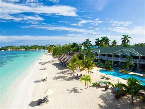 sandals jamaica all inclusive resorts experience beachfront luxury at sandals negril recommend