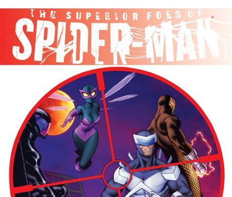 superior foes of spider man the superior foes of spider man 2013 2 comics marvel com