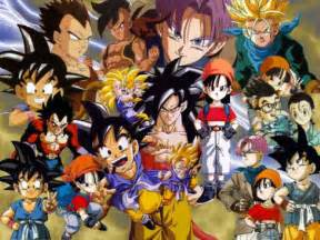 dragon ball gt images chaters wallpaper