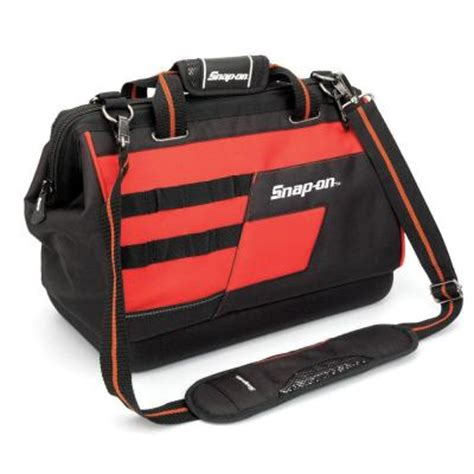 snap on 16 in large tool bag 870109 the home depot