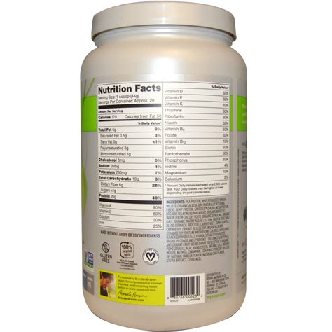 protein one one all in one nutritional shake vanilla chai